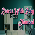 Rescue With Ruby Diamond GamesClicker