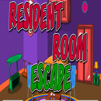 Resident Room Escape TollFreeGames