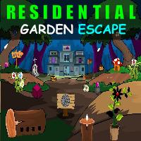 Residential Garden Escape Yal Games