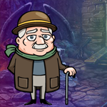 Retired Old Man Escape Games4King