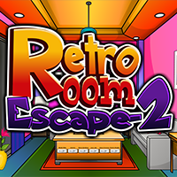 Retro Room Escape 2