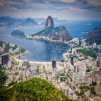 Rio De Janeiro Swap Puzzle OceanDesJeux
