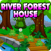 River Forest House Escape AvmGames