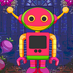 Robot Escape Games4King