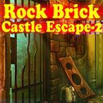 Rock Brick Castle Escape 2 Games4King