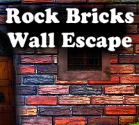 Rock Brick Walls Escape GamesNovel