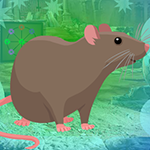 Rodent Brown Rat Escape Games4King