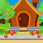 Romantic Forest Escape AvmGames