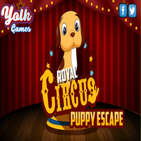 Royal Circus Puppy Escape YolkGames