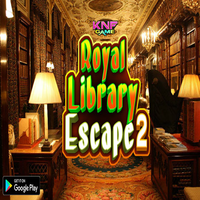 Royal Library Escape 2 KNFGames