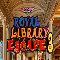 Royal Library Escape 3 KNFGames
