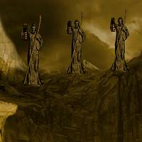 Ruins Desert Escape WowEscape