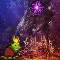 Runic Forest Escape Games2Rule