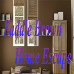 Saddle Brown Home Escape GamesClicker