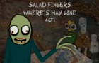 Salad Fingers Wheres May Gone Act 1 Unity 3D