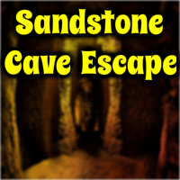 Sandstone Cave Escape AVMGames