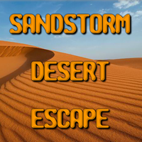 Sandstorm Desert Escape Games2Rule