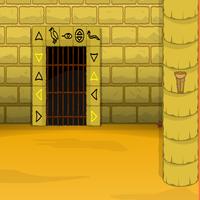 Sandy Ruins Escape MouseCity