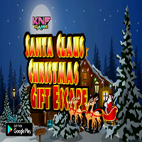 Santa Claus Christmas Gift Escape KNFGames