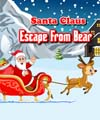 Santa Claus Escape From Bear PinkyGirlGames