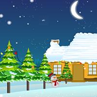 Santa Clause Escape From The Snow City Escape007Games