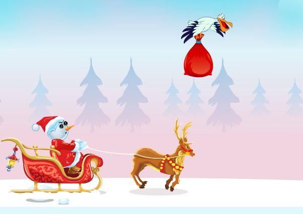 Santa Gift Bag Escape Games2Jolly