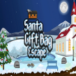 Santa Gift Bag Escape KNFGames