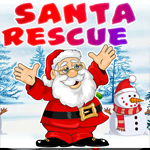 Santa Rescue Escape Games 4 King