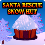Santa Rescue From Snow Hut AvmGames