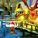 Santa Secret Gift Escape Games2Rule