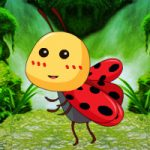Save The Cute Ladybug WowEscape