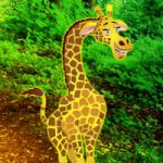 Save The Giraffe WowEscape