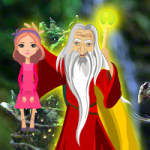 Save The Girl From Wizard WowEscape