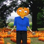 Save The Pumpkin Man Games2Rule