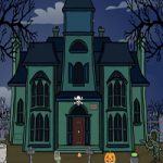 Scary Ghost House Rescue Games2Jolly