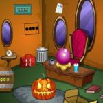 Scary Graveyard Escape 2 GenieFunGames