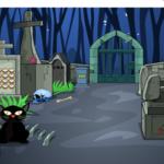Scary Graveyard Escape GenieFunGames