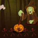 Scary October Escape WowEscape