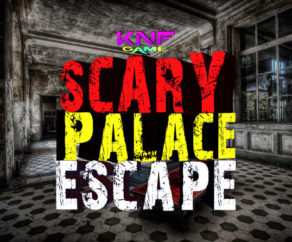 Scary Palace escape KNFGames