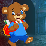 School Bear Rescue Games4King
