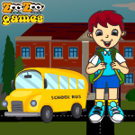School Boy Rescue ZooZooGames
