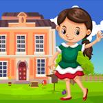 School Girl Rescue Games4King