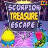 Scorpion Treasure Escape Games2Jolly