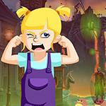 Scream Girl Rescue Games4King
