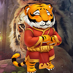 Servile Tiger Escape Games4King