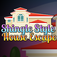 Shingle Style House Escape