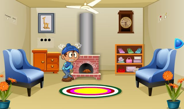 Shivering Boy Escape Games2Jolly