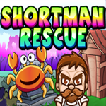 Shortman Rescue Games4King