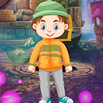 Simper Boy Escape Games4King