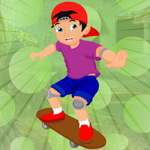 Skater Boy Escape Games4King